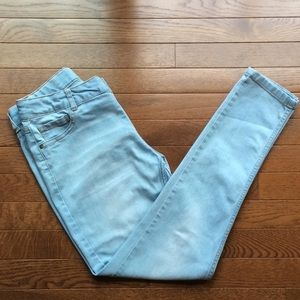 Girls Stretchy Skinny Jeans